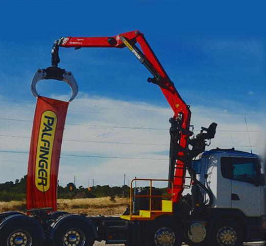 ROPS Engineering Australia | ROPS & FOPS | Palfinger Crane